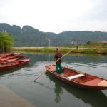 VIETNAM: Tam Coc Boat Ride Tour