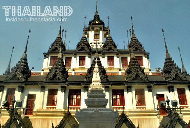 Loha Prasat : The Gem of Buddhist Architectural Art