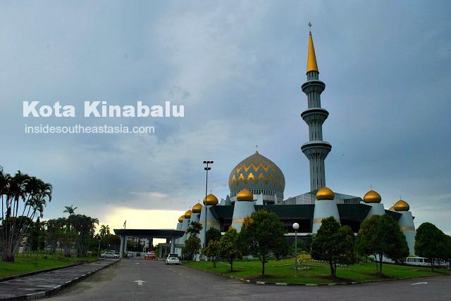 Meander in Kota Kinabalu