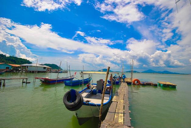 Pulau Aman Homestay and Tour