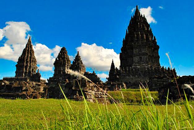 Tasteful Temples