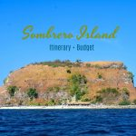 SOMBRERO ISLAND ITINERARY AND BUDGET